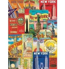 Cavallini Wrap Sheet New York