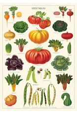 Cavallini Wrap Sheet Vegetable Garden