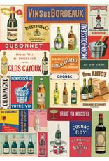 Cavallini Wrap Sheet Vin Francais