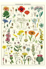 Cavallini Wrap Sheet Wildflowers