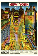 Cavallini Wrap Sheet New York Times Square