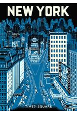 Cavallini Wrap Sheet New York Times Square 2