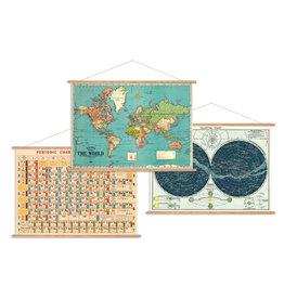 Cavallini Horizontal Vintage Poster Kit