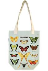 Cavallini Tote Bag Butterflies