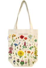 Cavallini Tote Bag Wild Flower
