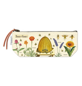 Cavallini Mini Pouch Bees & Honey