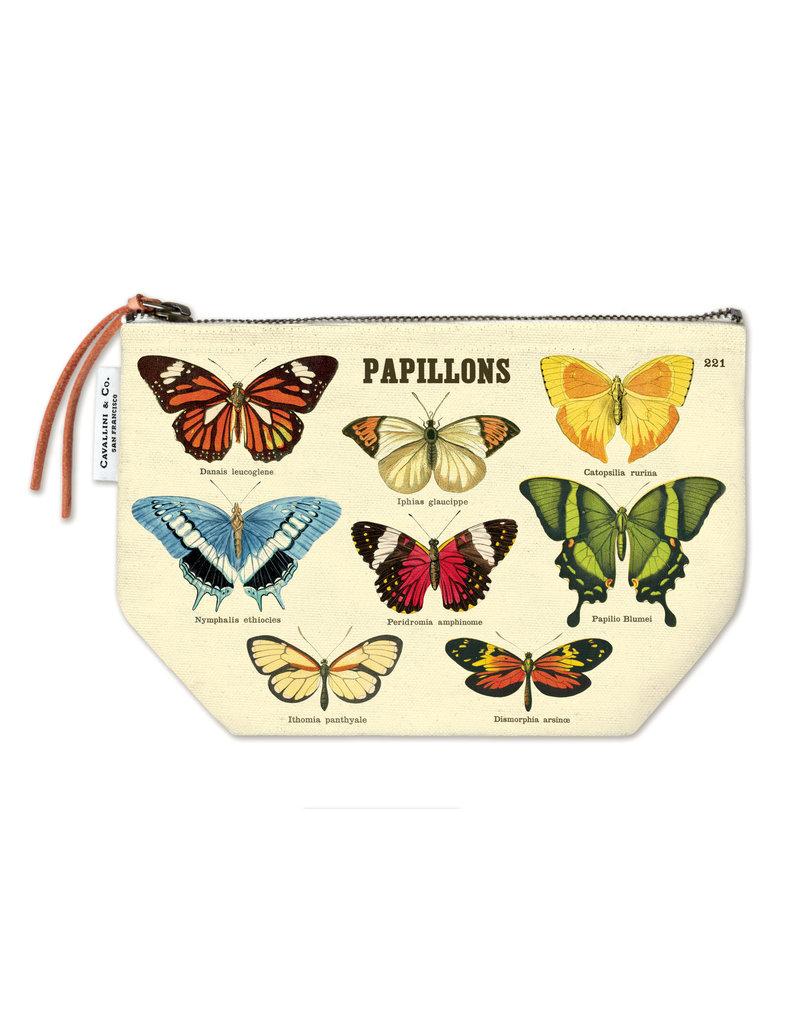 Cavallini Pouch Papillons