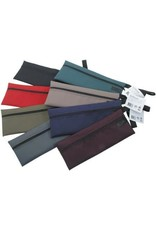 Tran Assorted Colors Single Sided Handy Pouch