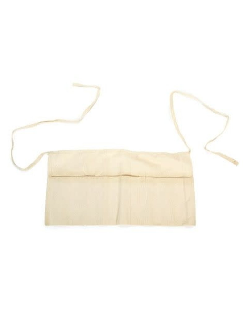 Darice Waist Craft Apron - Canvas - 11 x 22 inches