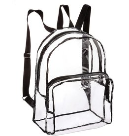 Darice Backpack - Clear