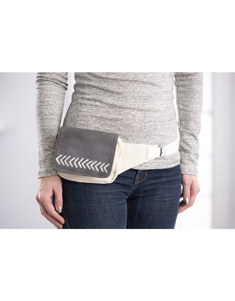 Darice Canvas Fanny Pack: 6.2 X 4.7 Inches