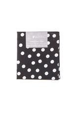Darice Polka Dot Quilting Fabric Fat Quarters: Black, 18 X 21 Inches