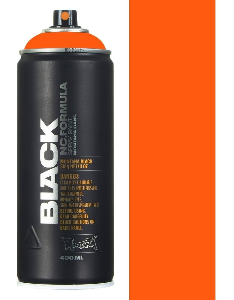 Montana Montana Black Power Orange