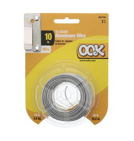 Ook Aluminum Wire 18 Ga 50 Ft Cd 10Lb
