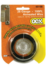 Ook Annealed Wire 28 Ga 100 Ft Cd