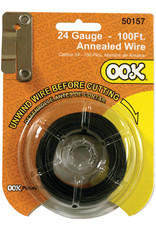 Ook Annealed Wire 19 Ga 50 Ft Cd
