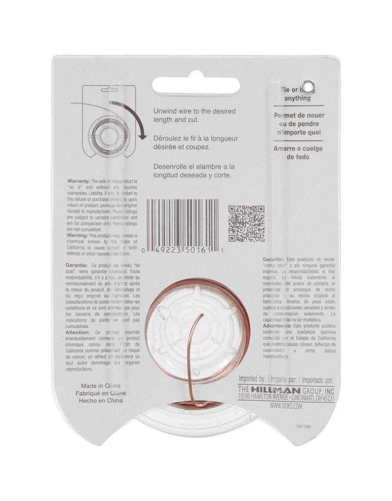 Ook Copper Wire 18 Ga 25 Ft Cd