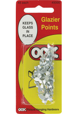 Ook Glazier Points 45Pk Cd