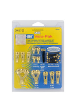 Ook Valu-Pak Padded Hanger Set Cd