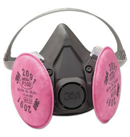 Scotch 3m 3M Half Facepiece Respirator