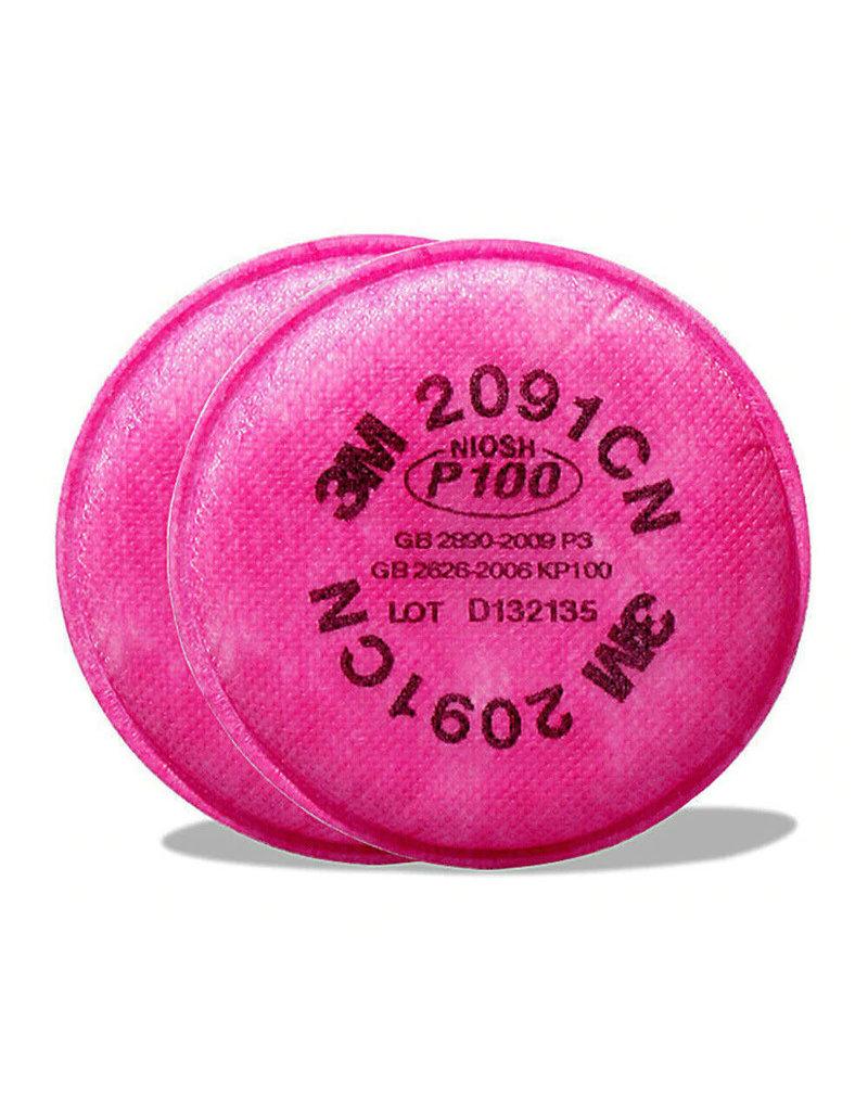 Scotch 3m 3MParticulate Filter 2091/07000(Aad), P100