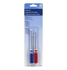 Helping Hand Helping Hand Screwdriver - Multi 4In 2Pk Bp Flat-Phillips Head