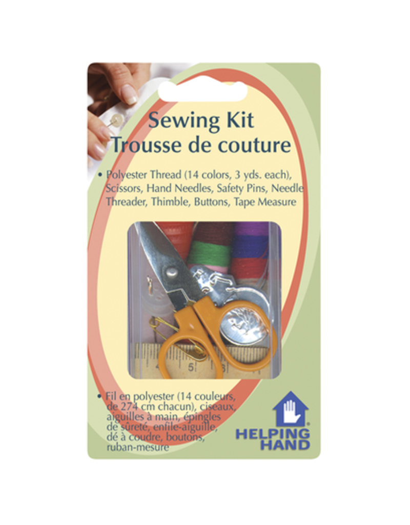 Faucet Queen Helping Hand Sewing Kit - Multi 5.75In