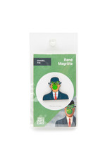 Today is Art Day Art History Enamel Pins, Son of Man - Magritte