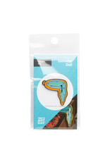 Today is Art Day Art History Enamel Pins, Persistence of Memory - Dali