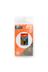 Today is Art Day Art History Enamel Pins, Scream - Munch