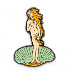 Today is Art Day Art History Enamel Pins, Birth of Venus - Botticelli