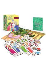 Running Press Golden Girls Magnet Set