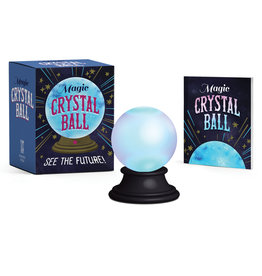 Running Press Magic Crystal Ball