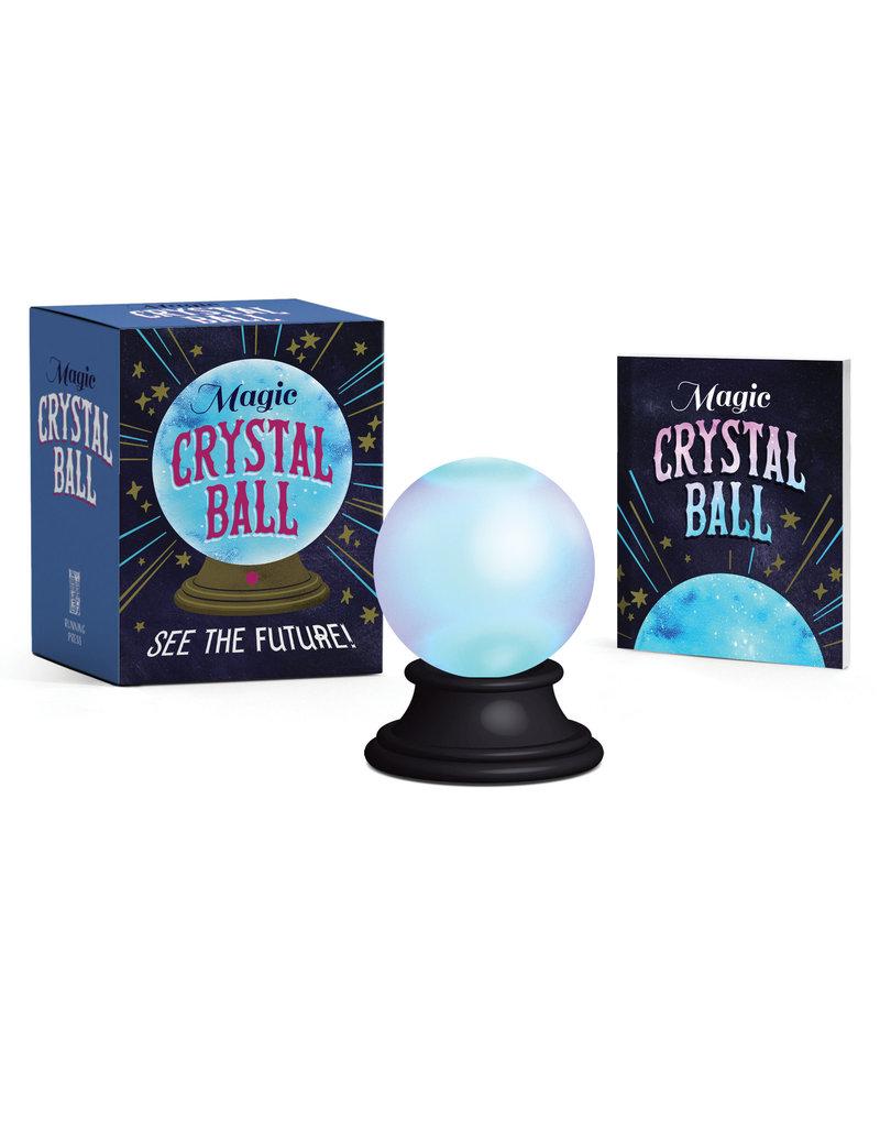 Running Press Magic Crystal Ball