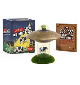 Running Press Ufo Cow Abduction