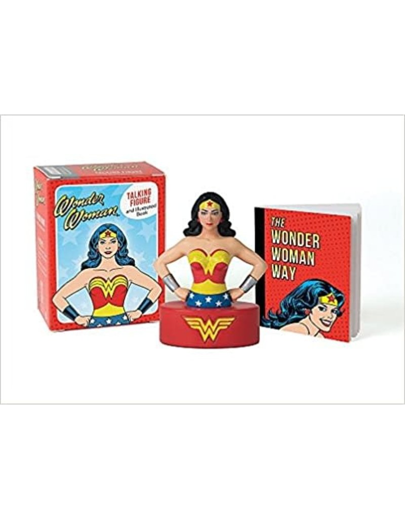 Running Press Wonder Woman