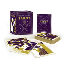 Running Press Everyday Tarot Kit Mini Edition