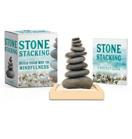 Running Press Stone Stacking Kit Mini Edition