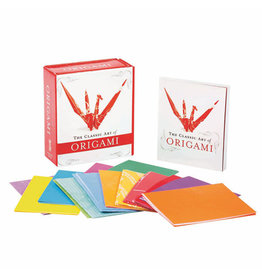 Running Press The Classic Art of Origami Kit Mini Edition
