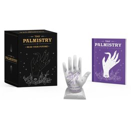 Running Press Tiny Palmistry Mini Edition