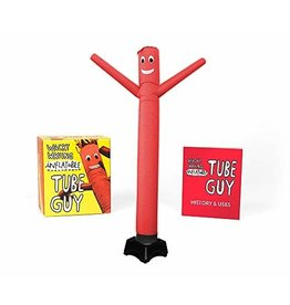 Running Press Wacky Waving Inflatable Tube Guy Mini Edition