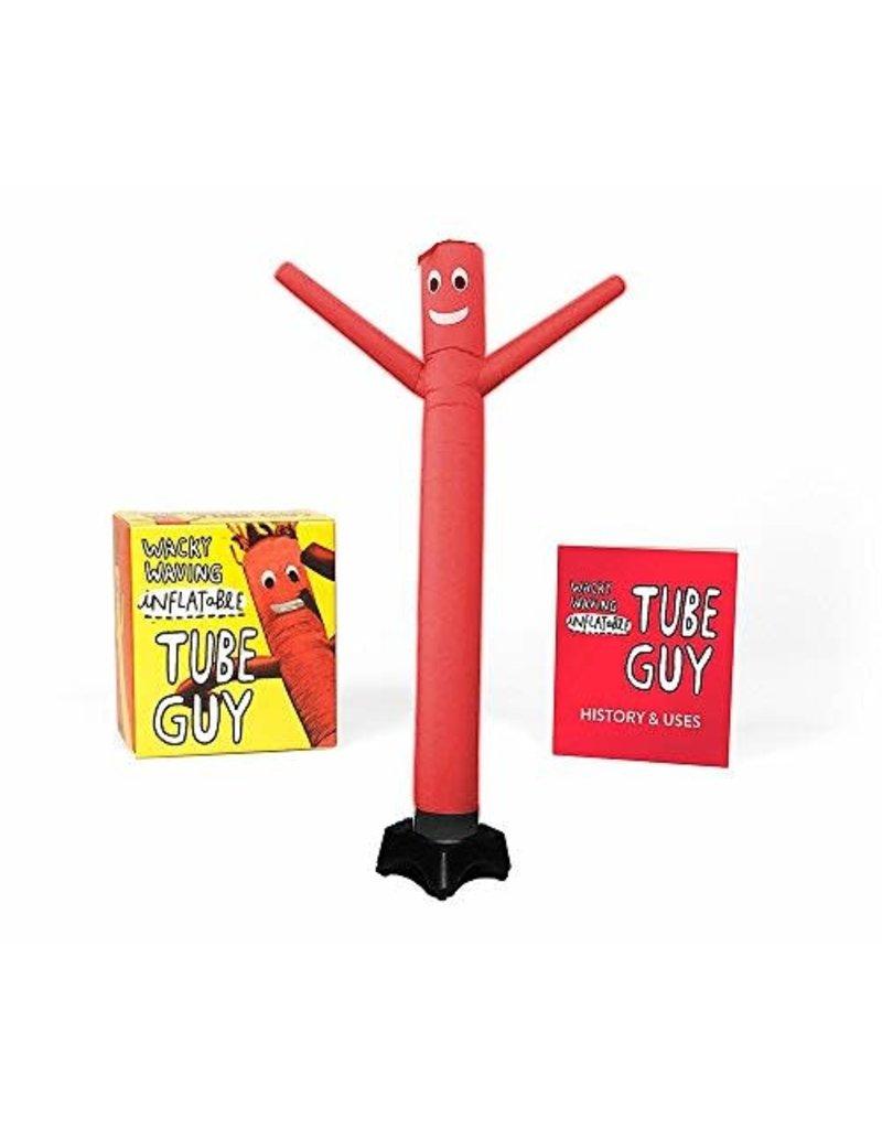 Running Press Wacky Waving Inflatable Tube Guy Mini Edition