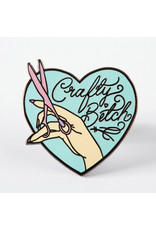 Punky Pins Pin Crafty Btch