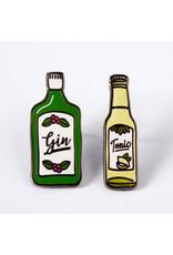 Punky Pins Pin Gin And Tonic