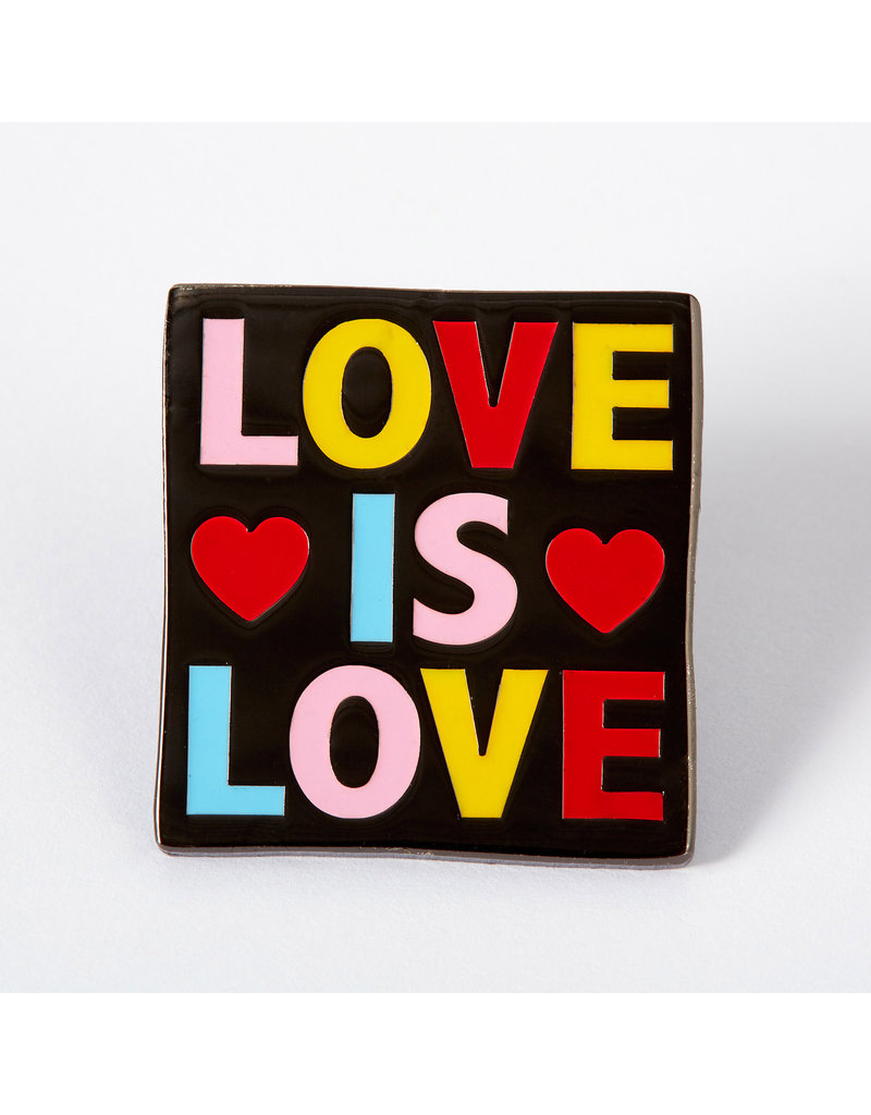 Punky Pins Pin Love Is Love