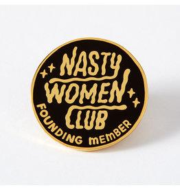Punky Pins Pin Nasty Women Club