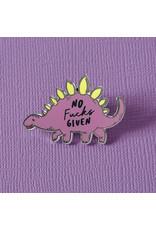 Punky Pins Pin No Fcks Give Dinosaur