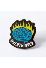Punky Pins Pin Overthinker