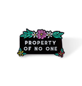 Punky Pins Pin Property Of No One