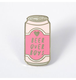 Punky Pins Pin Beer Over Boys